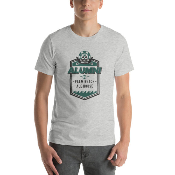 Palm Beach Ale House Alumni – Short-sleeve T-shirt