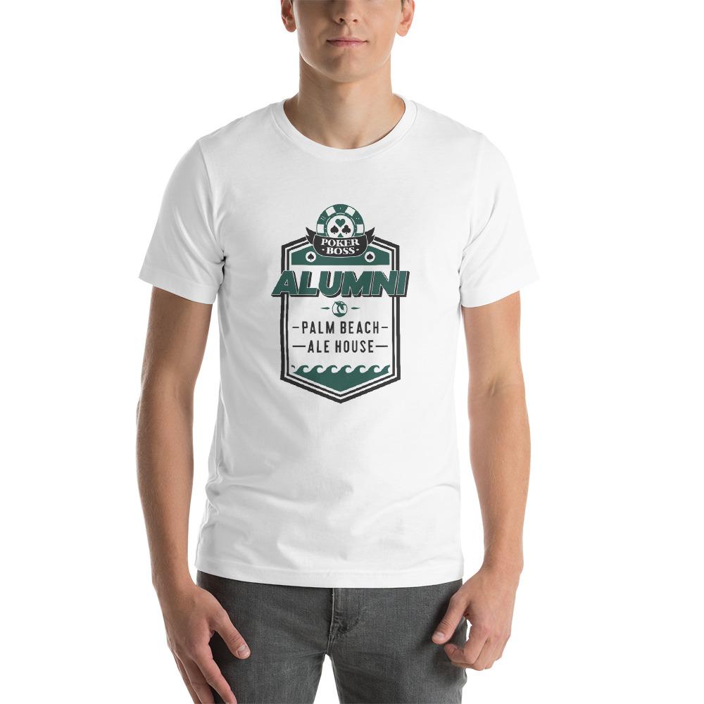 Palm Beach Ale House Alumni – Short-sleeve T-shirt