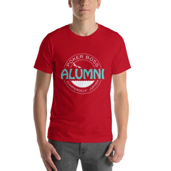Quarterdeck, Jupiter Alumni – Men's Short-sleeve T-shirt