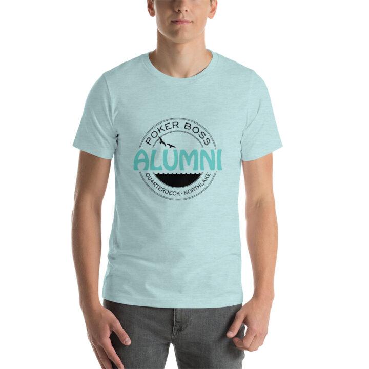 Quarterdeck, Northlake Alumni – Men's Short-sleeve T-shirt
