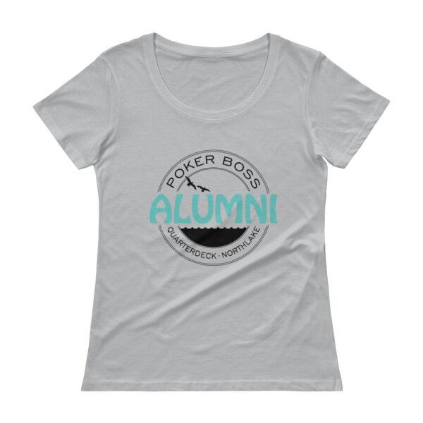Quarterdeck, Northlake Alumni – Women's Scoopneck T-shirt