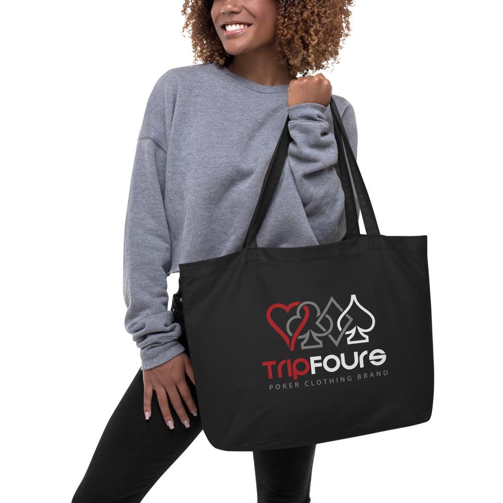 Large Organic Tripfours Bag