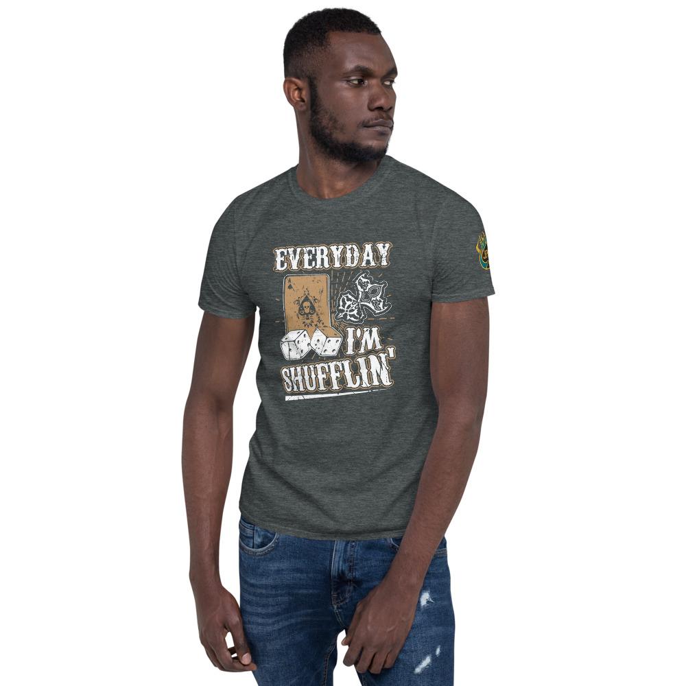 Every Day I'm Shufflin' – Jpa Men's T-shirt