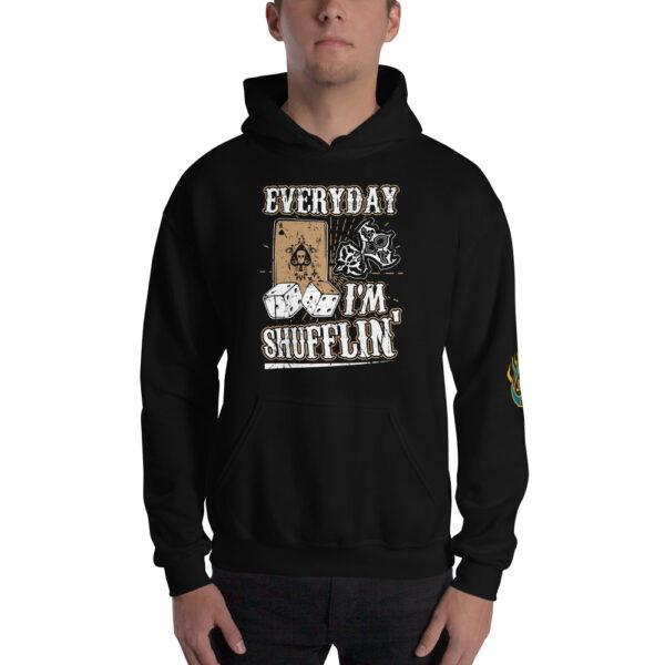 Every Day I'm Shufflin' – Jpa Unisex Hoodie