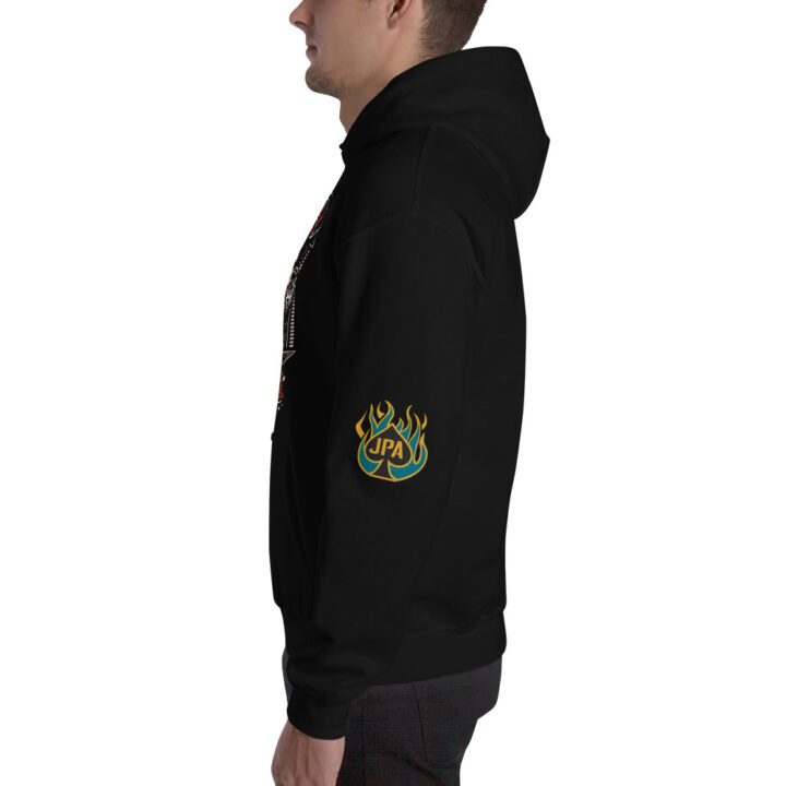 I'd Rather Be Playing Poker – Jpa Unisex Hoodie