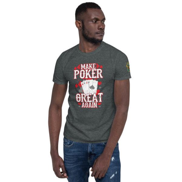Make Poker Great Again – Jpa Men's T-shirt