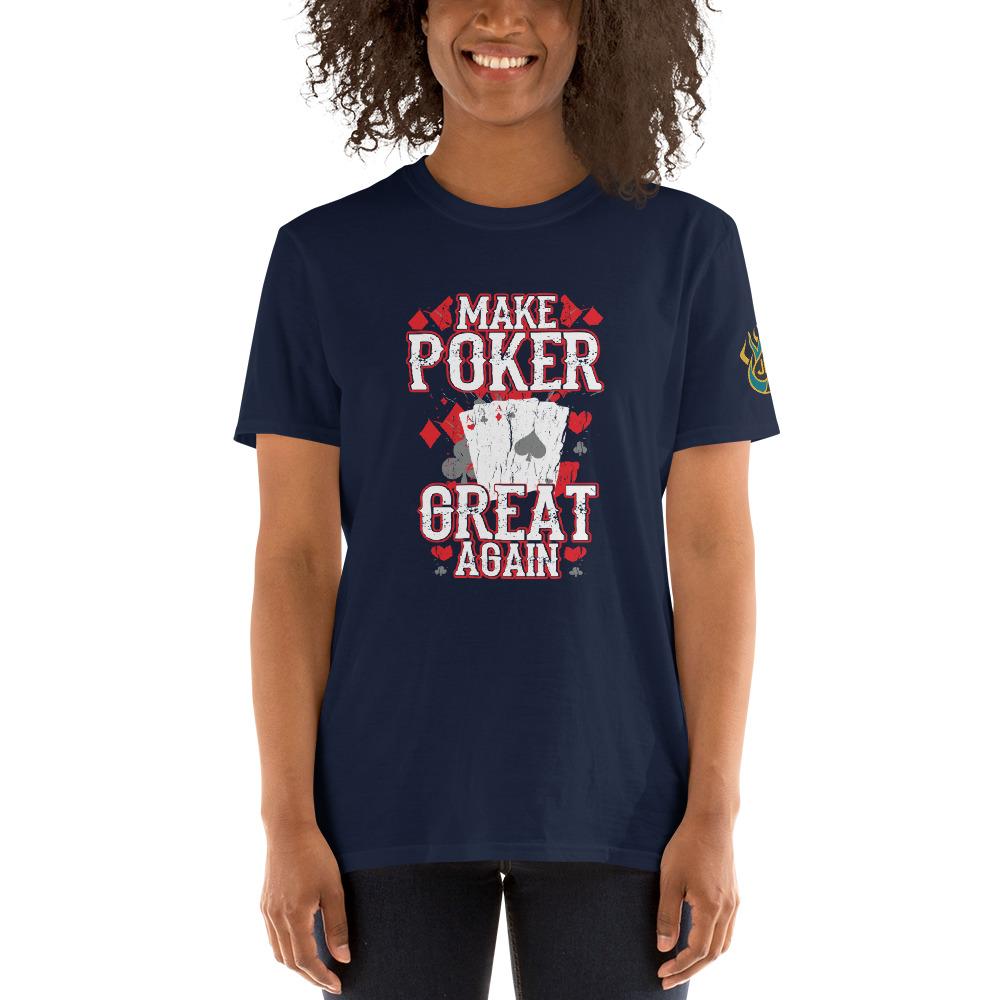 Make Poker Great Again – Jpa Women's T-shirt