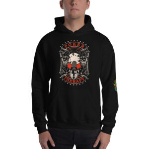 Poker Is My Therapy – Jpa Unisex Hoodie
