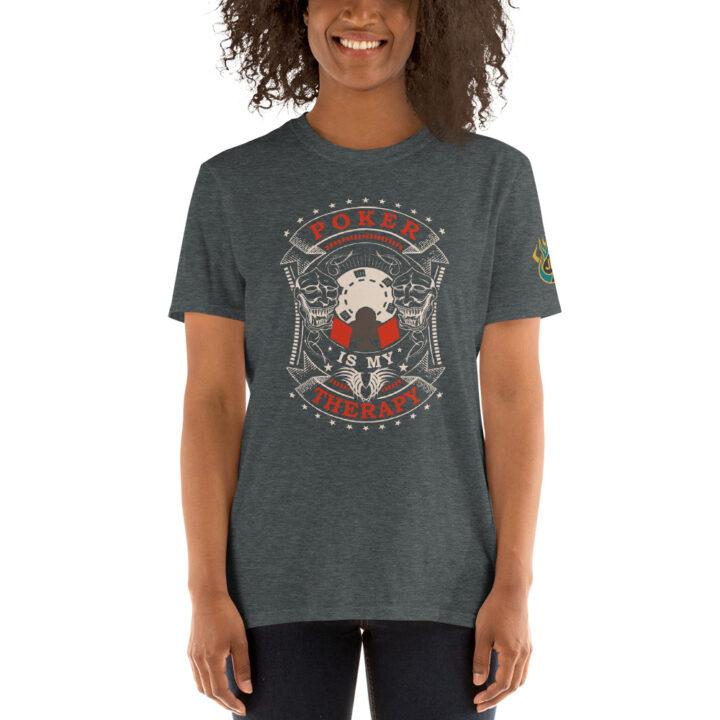Poker Is My Therapy – Jpa Women's T-shirt