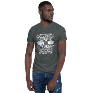 Weekend Forecast – Jpa Men's T-shirt