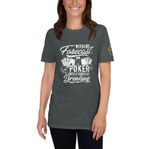 Weekend Forecast – Jpa Women's T-shirt