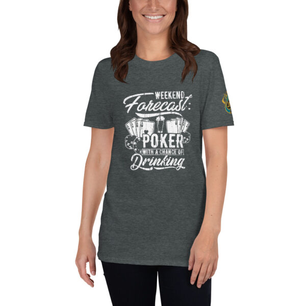 Weekend Forecast – Jpa Women's T-shirt