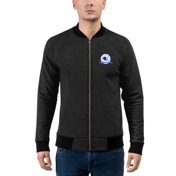 Buffalo Pub Poker – Bomber Jacket