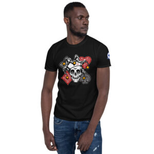 Buffalo Pub Poker – Poker Joker –  Men's T-shirt