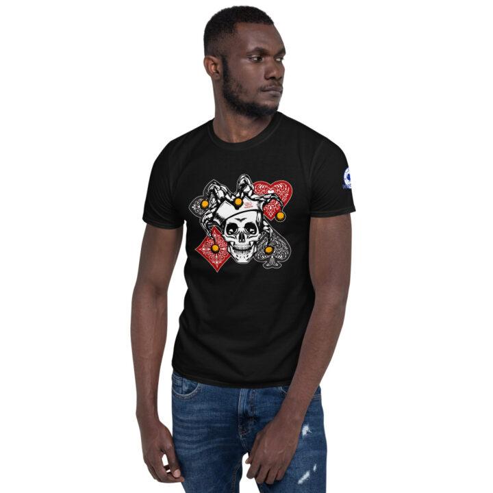 Buffalo Pub Poker – Poker Joker –  Men's T-shirt