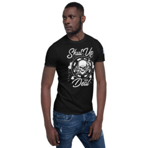 Buffalo Pub Poker – Shut Up And Deal –  Men's T-shirt