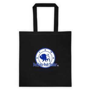 Buffalo Pub Poker – Tote Bag