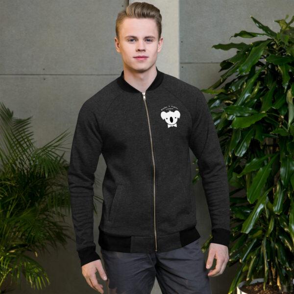 Koala T Poker – Bomber Jacket
