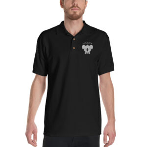 Koala T Poker – Embroidered Polo Shirt