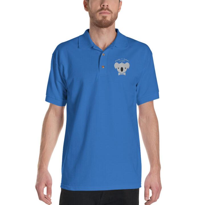 Koala T Poker – Embroidered Polo Shirt