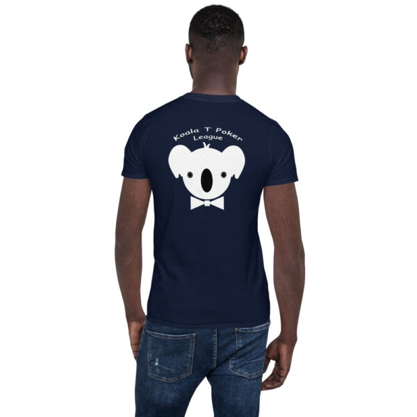 Koala T Poker – Short-sleeve Unisex T-shirt