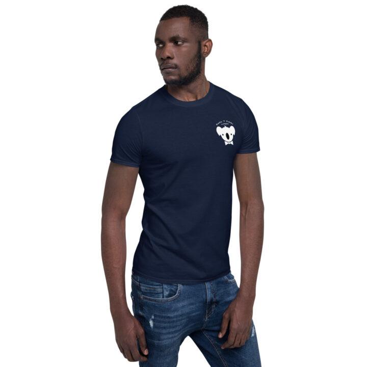 Koala T Poker – Short-sleeve Unisex T-shirt