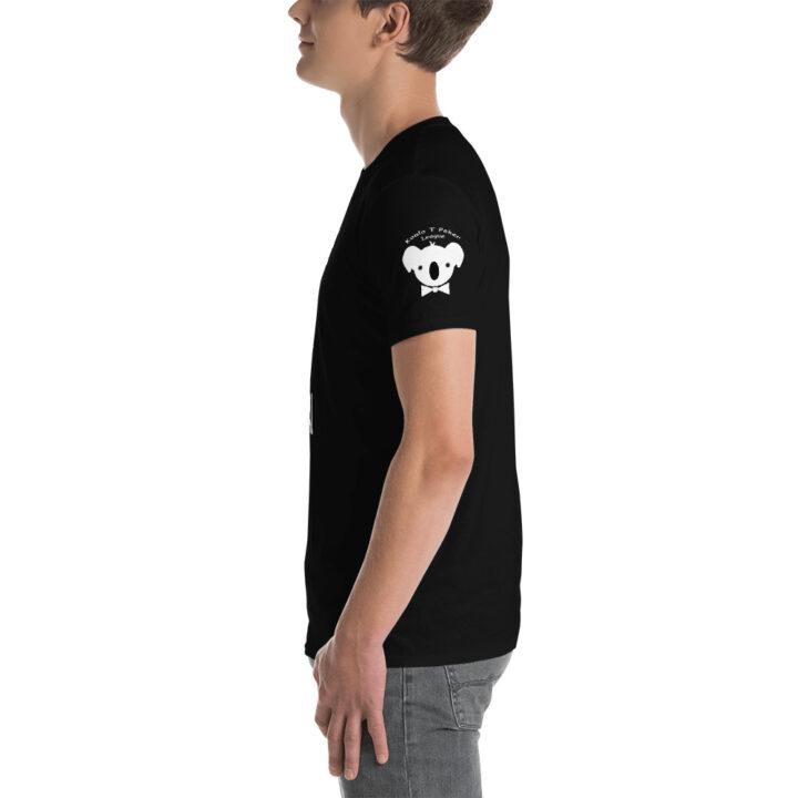 Koala T Poker – Shuffle And Deal –  Men's T-shirt