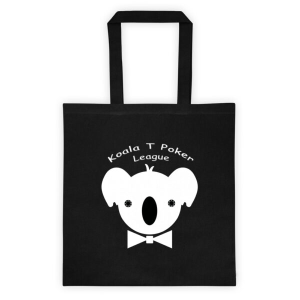 Koala T Poker – Tote Bag