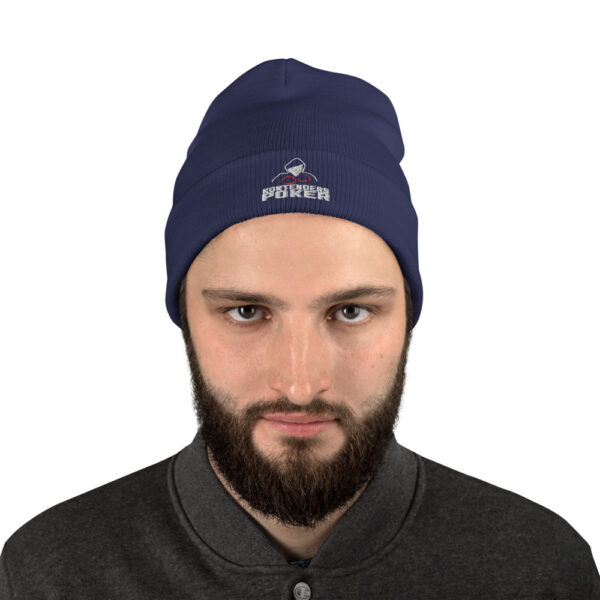 Kontenders – Embroidered Beanie
