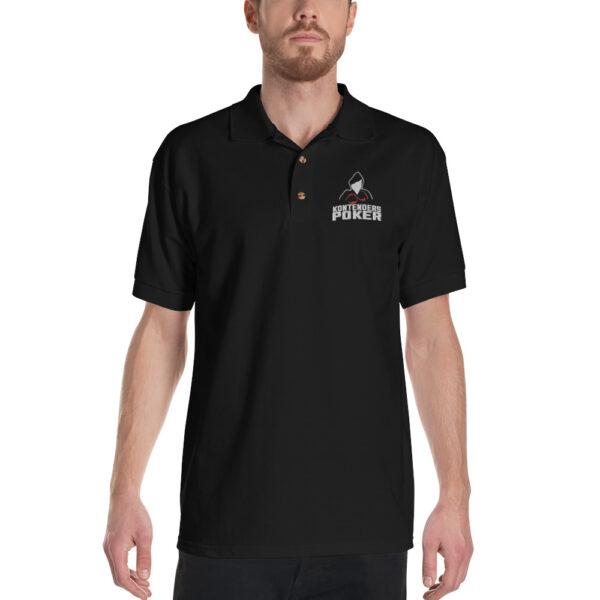 Kontenders – Embroidered Polo Shirt