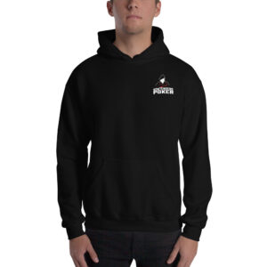 Kontenders – I Hate Poker Fake News –  Unisex Hoodie