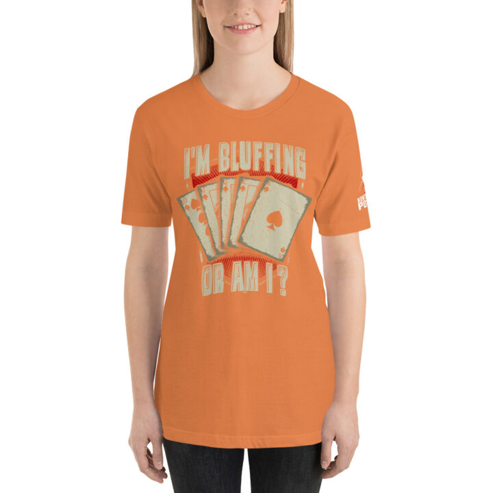 Kontenders – I'm Bluffin' Or Am I? –  Women's T-shirt
