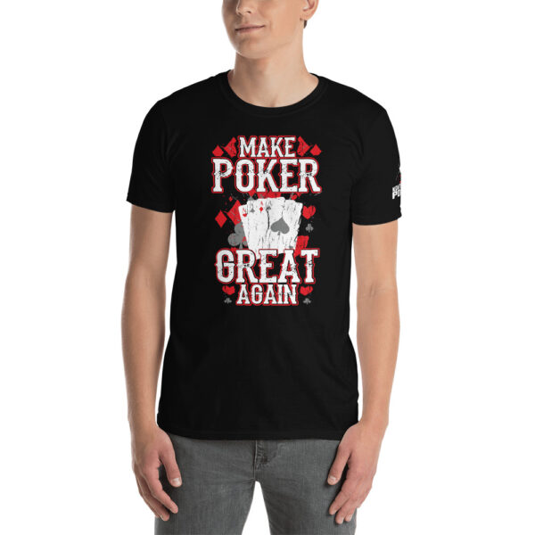 Kontenders – Make Poker Great Again – Men's T-shirt