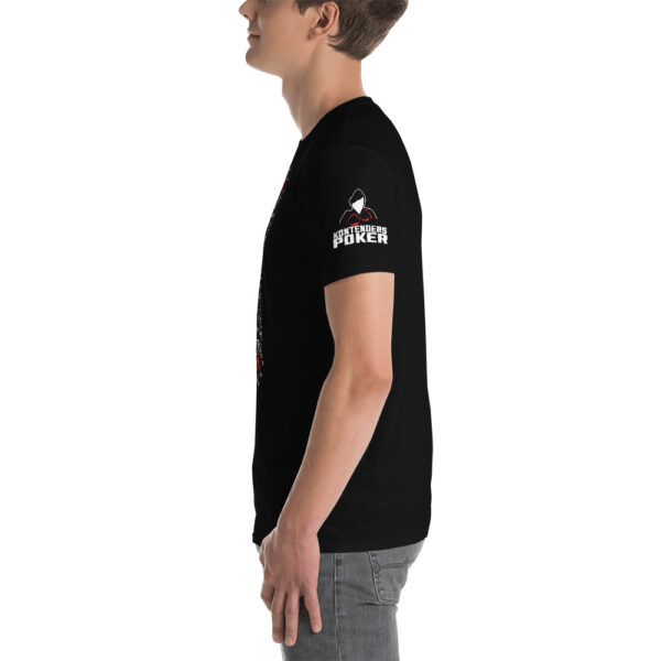 Kontenders – Poker Is My Therapy – Men's T-shirt