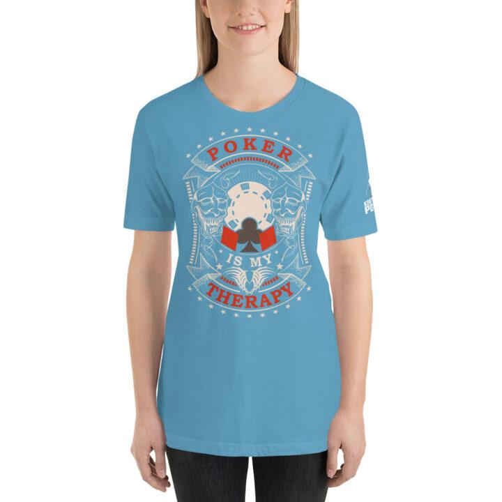 Kontenders – Poker Is My Therapy – Women's T-shirt