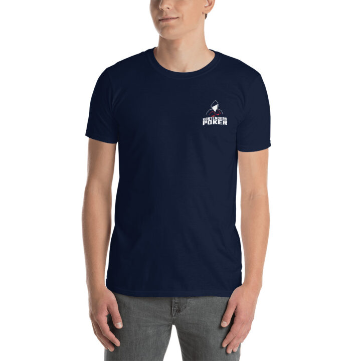 Kontenders Poker – Short-sleeve Unisex T-shirt