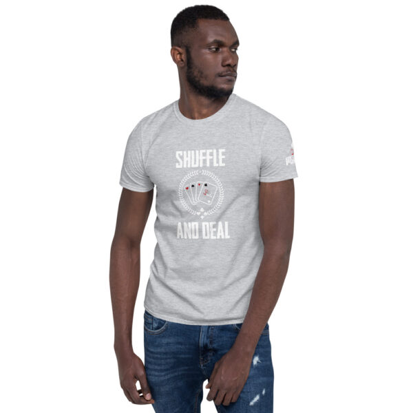 Kontenders – Shuffle And Deal –  Men's T-shirt