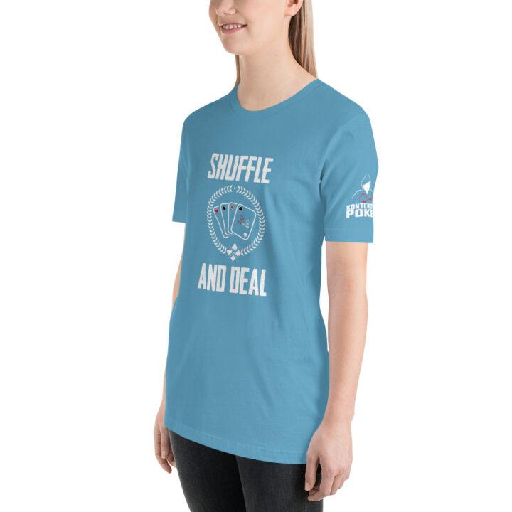 Kontenders – Shuffle And Deal –  Women's T-shirt