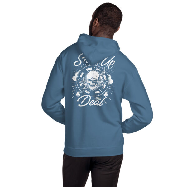 Kontenders – Shut Up And Deal – Unisex Hoodie