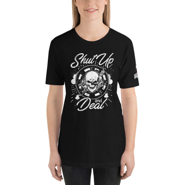 Kontenders – Shut Up And Deal – Women's T-shirt