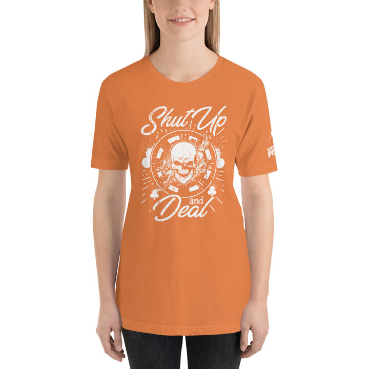 Kontenders – Shut Up And Deal – Women's T-shirt