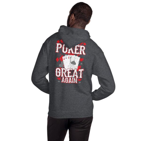 Private: Koala T. Poker – Make Poker Great Again – Unisex Hoodie