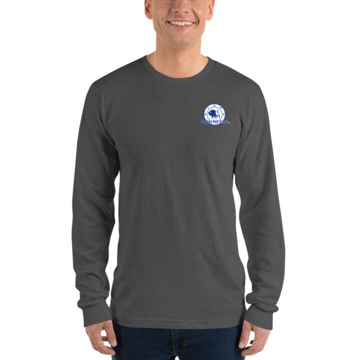 Private: Buffalo Pub Poker – Long Sleeve T-shirt
