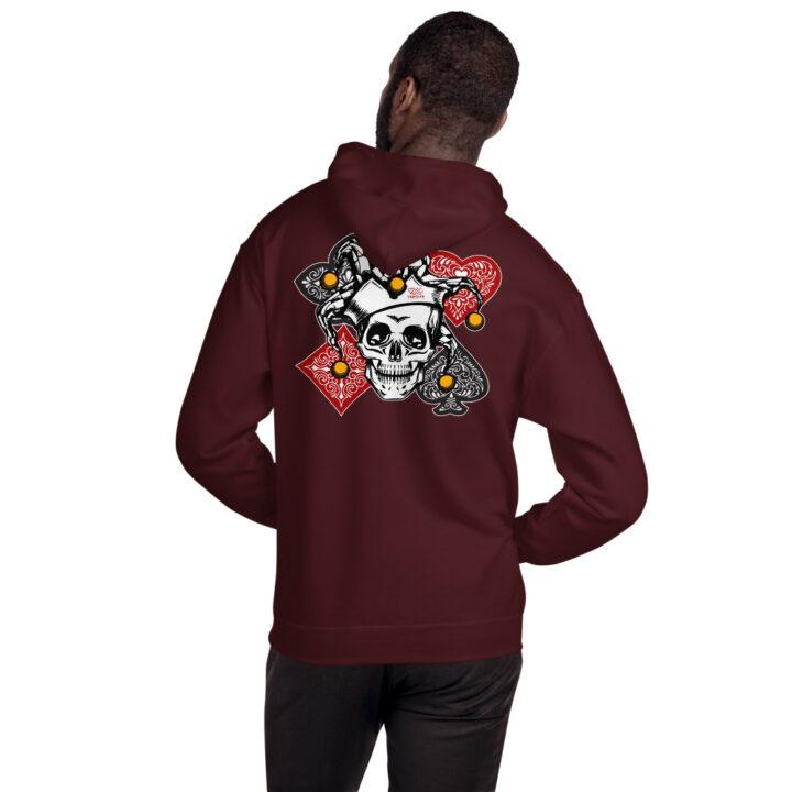 Kontenders – Poker Joker –  Unisex Hoodie