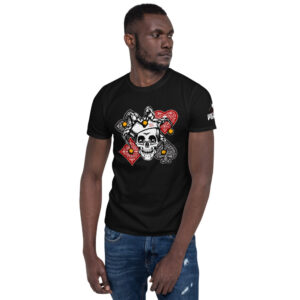 Kontenders – Poker Joker – Men's T-shirt