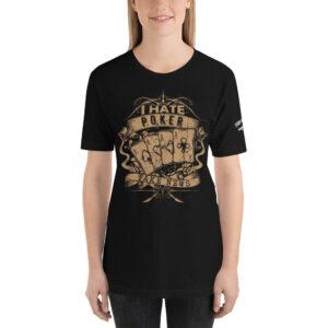 Private: Pikes Peak Poker – I Hate Poker Fake News – Women's T-shirt