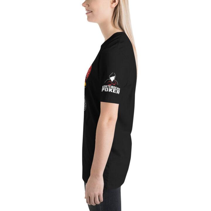 Kontenders – Poker Joker –  Women's T-shirt