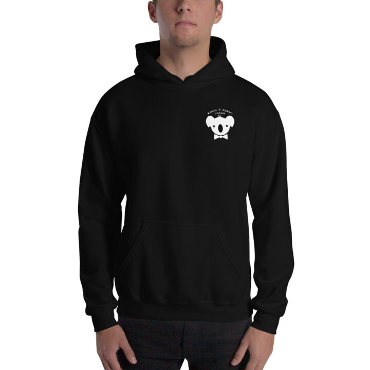 Private: Koala T. Poker – Shut Up And Deal – Unisex Hoodie