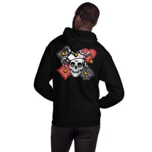 Koala T Poker – Poker Joker –  Unisex Hoodie