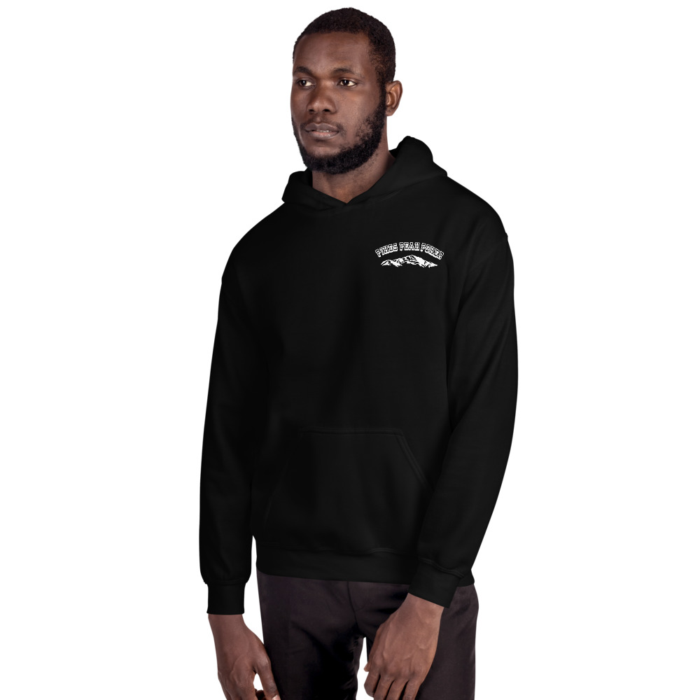 Private: Pikes Peak Poker – Shut Up And Deal – Unisex Hoodie